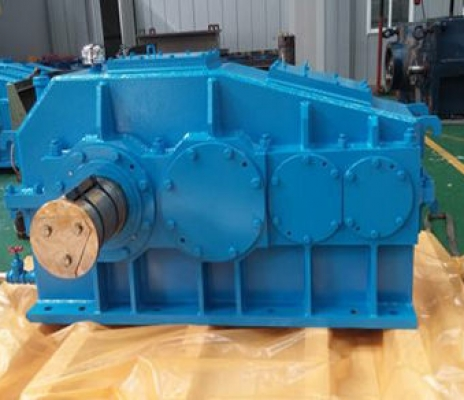 HELICAL GEAR REDUCER 1665L x 1065B x 1000H
